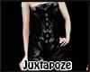 Black PVC Dress