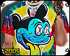 M  Tie Dye Mickey