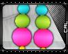 [c] Ballrod Earrings
