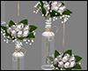 +Hanging Flower Bottles+