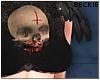 Unholy Skull Top