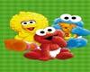 Sesame Street Tub