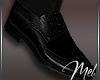 Mel-Suit Black Shoes
