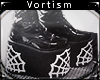░ Spiderwebs Boots﹗