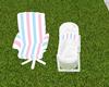 bassinet & nursing chair