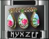 Rose Floral Bracelet L