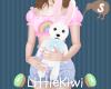 Little Bunbun Stuffie Bl
