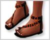 Sunflower Sandals