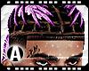 Purple Braided Locs