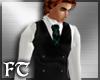Gordon tie shirt & vest