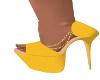 2A-Sunblast Yellow Heels