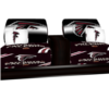 Nfl Atlanta Falcon couch