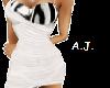 sexy underwear dress*AJ*