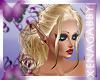 Golden Blonde Flavia