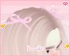 mini bows ♡ pink