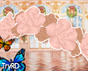 🦋 Kids Rose crown