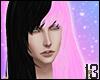 Black & Pink Hair