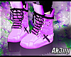 Boots Pastel Goth