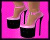 Glow!! Pink Heels