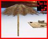Bamboo Beach Umbrella