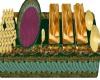 Emerald Buffet Table