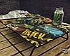 ϟ Halloween Weed Table