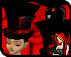 Gothic Madam Hat