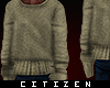 c | Bum Sweater Tan - m