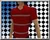 EJ*Red Polo Shirt