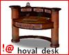 !@ Hoval desk