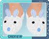 Kids Bunny Pjs Slippers