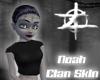 [Z] Noah Clan Skin (F)
