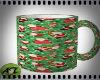 ~AT~ Santa coffee mug