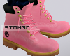 Pink Timbs II