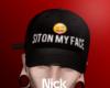 [N] Sit On My Face Cap
