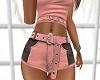 Summer Shorts Pink