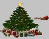 {DD}Christmas Tree/Sleig