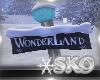 *SK*Wonderland Sign