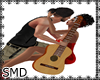 !! Guitar Kissing Anim.