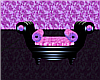 E|PinkVintage Stool