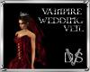 VAMPIRE WEDDING VEIL