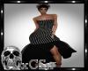 CS Tabby Black Dress