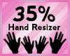 Hand Scaler 35%