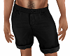Jean Shorts Black