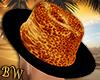 Leopard Hat - G