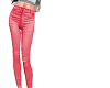 Sweet pink jeans