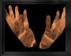 !(AA)HandsPeachLight