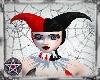 ![Nero] Harley Quinn Hat