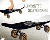 Skateboard/animated