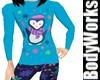 LittleGirls Penguin PJ's